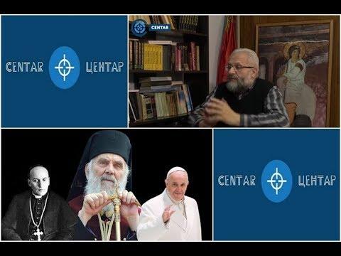 U CENTAR Vatikan nas je opet napravio glupim (dr Vladimir Dimitrijević)