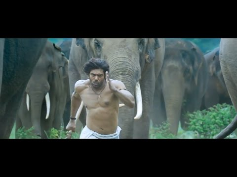 Arya's Kadamban Teaser and First look | Catherine Tresa, Yuvan Shankar Raja