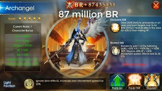 Legacy of Discord - Activated Archangel and boosted 87 million BR