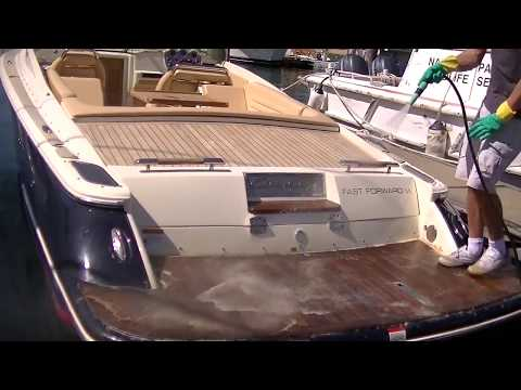 How To Clean Protect Finish Boat Teak Decking Sealants And Tools Direct
