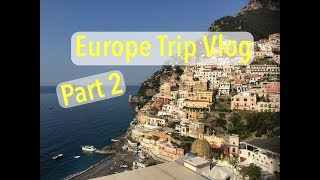 ヨーロッパ旅行の動画、2個目が出来上がりました。 イタリアでの目玉だ...