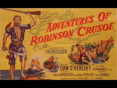 Adventures of Robinson Crusoe (1954)