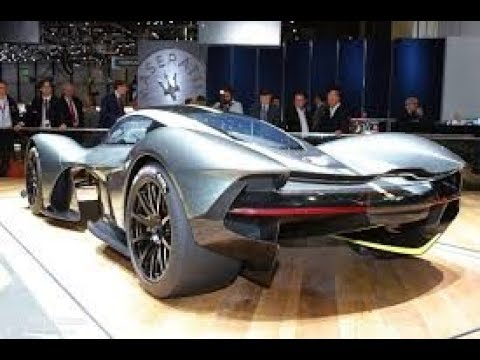 2018 Aston Martin Valkyrie Youtube