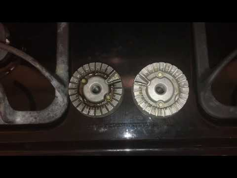 Gas Stove Burner Not Working Easy Fix 1