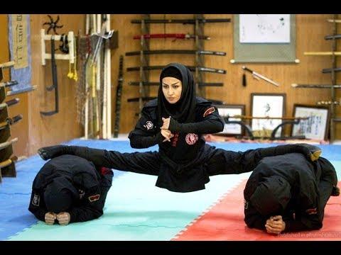 Боевые мусульманки