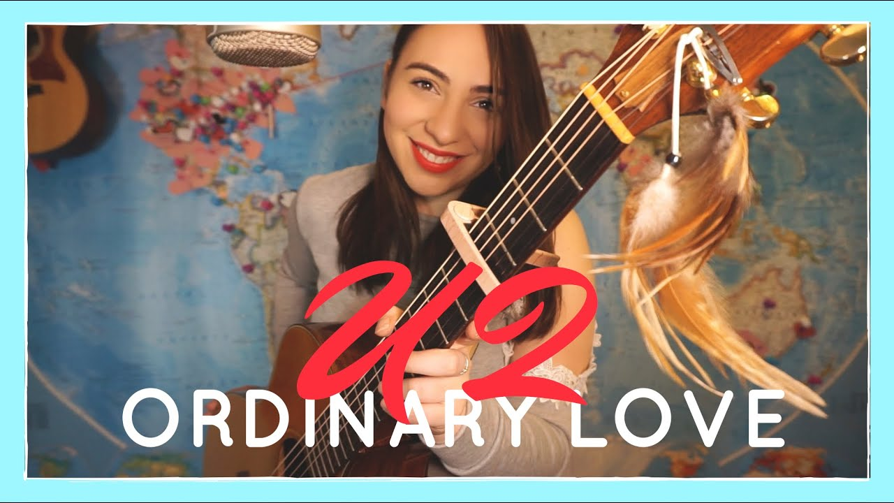 Book Of Love Cover Acoustic : U ordinary love acoustic cover youtube