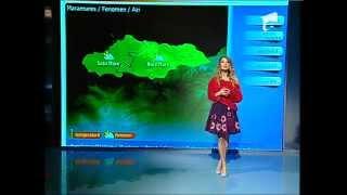 Vremea cu Flavia Mihãșan! Aflã prognoza meteo pentru astãzi!