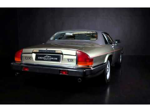 1989 Jaguar Xjs V12 Convertible Auto For Sale On Auto Trader South