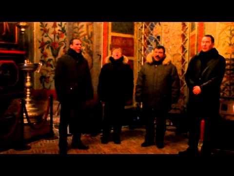 Doros Male Voice Ensemble - Now the Powers of Heaven (Lvovsky)