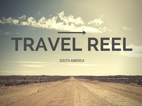 South America Travel Teaser
