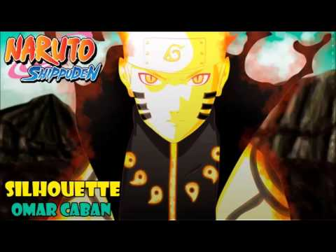 Silhouette (Naruto Shippuden opening 16) cover latino by Omar Caban