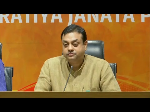 Press briefing by Dr. Sambit Patra on Supreme Court Judgemen