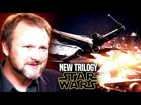 Star Wars! Disney May Do BIG Thing For Rian Johnson Trilogy! Good Or Bad