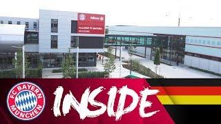 Herzlich willkommen im FC Bayern Campus | Inside FC Bayern