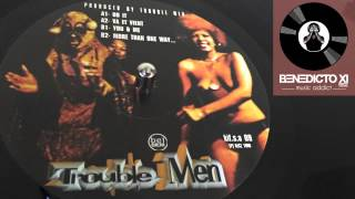 THE TROUBLE MEN - Do It (Kif Recordings) 1998 ★ Vinyl Rip