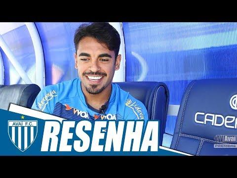 TV Avaí | RESENHA | Junior Dutra