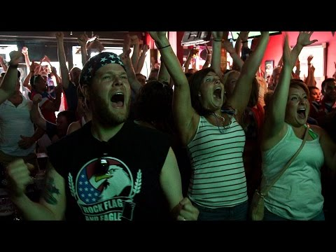 Five U.S. goals, five epic reactions from Seattle fans during the Women's World Cup Finals