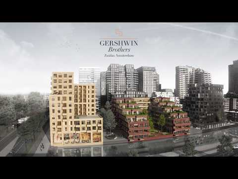 Gershwin Brothers | Zuidas