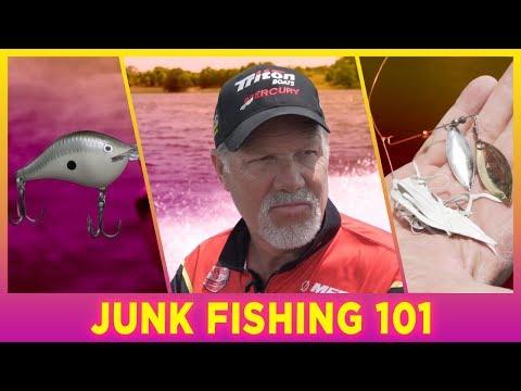 Junk Fishing 101 With Boyd Duckett