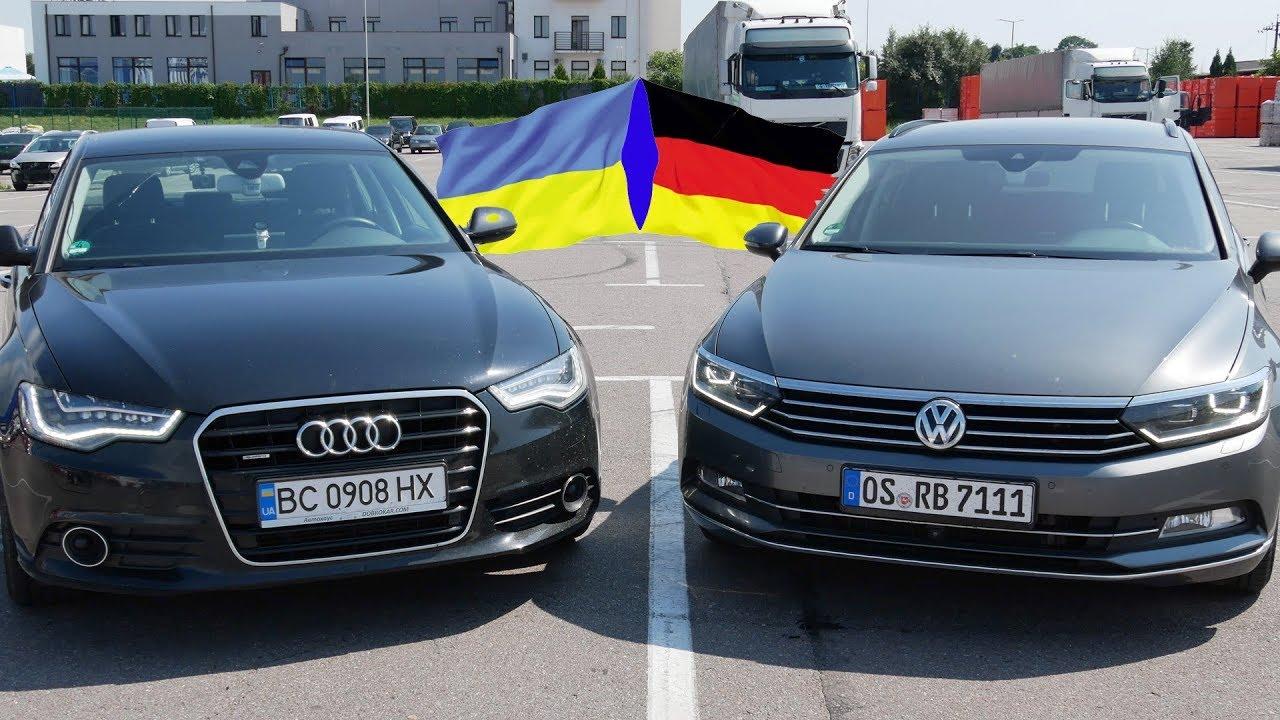 Где покупать Авто, Германия или Украина? Интервью с BezucaR