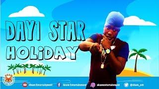 Day1 Star - Holiday [Island Sun Riddim] May 2018