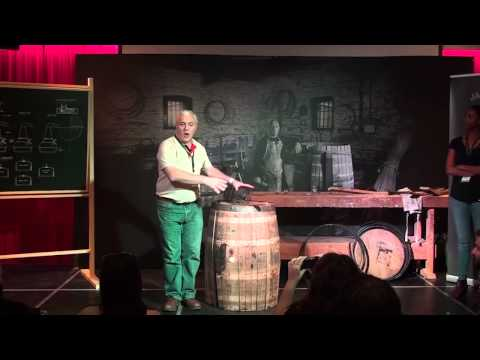 Ger Bucler from Jameson Select Reserve @ Athens Bar Show 2013