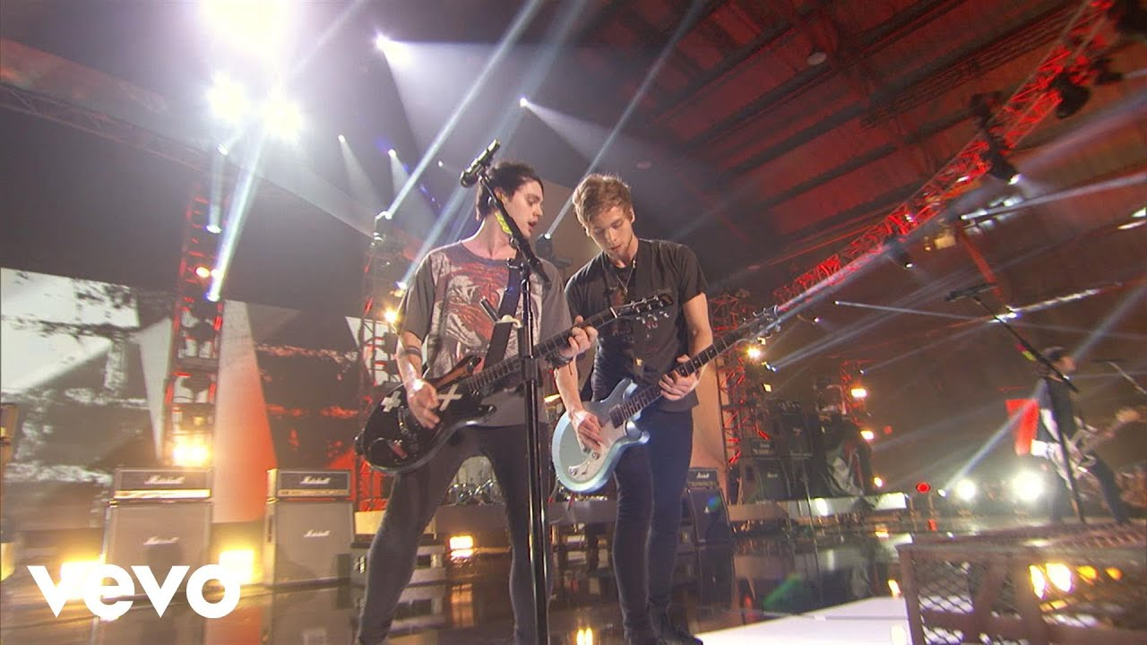 5 Seconds of Summer - Permanent Vacation (Vevo Certified Live)