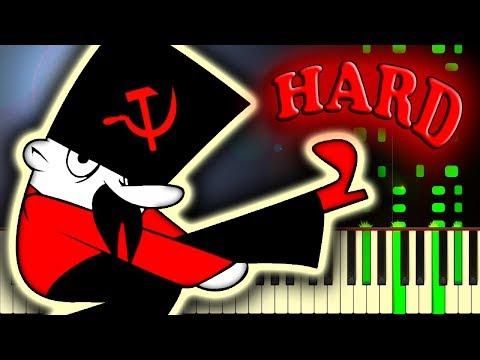 MOSKAU - Piano Tutorial