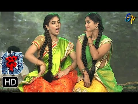 Aqsa Khan Performance | Dhee 10 |  29th November 2017| ETV Telugu