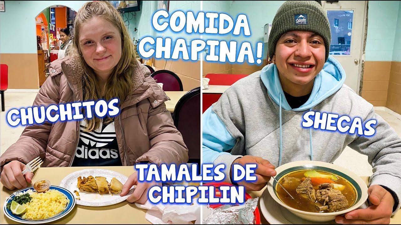 QUE TAN DIFICIL ES ENCONTRAR COMIDA GUATEMALTECA EN USA