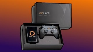 Unboxing Onlive Microconsole