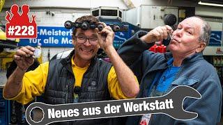 Fiasko beim Focus: Im 5. Gang mit Vollgas in der Werkstatt 🤔 | Jürgen mit Staubwedel verletzt 🙃