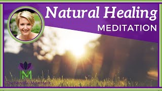 20 Minute Guided Morning Meditation for Healing / Self Healing Meditation / Mindful Movement