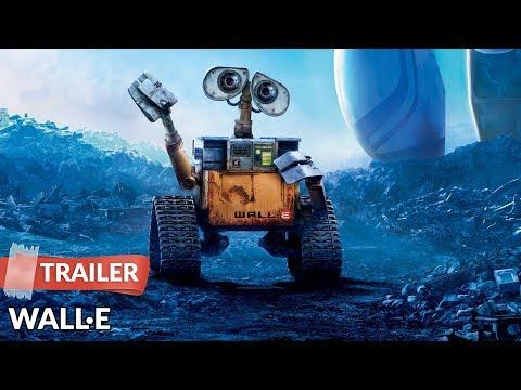 Wall·E 2008 Trailer HD   Disney Pixar   Ben Burtt   Elissa Knight