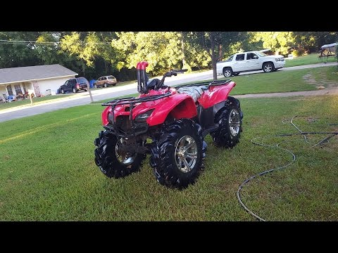 how to wash yout atv/sxs and make it look brand new
