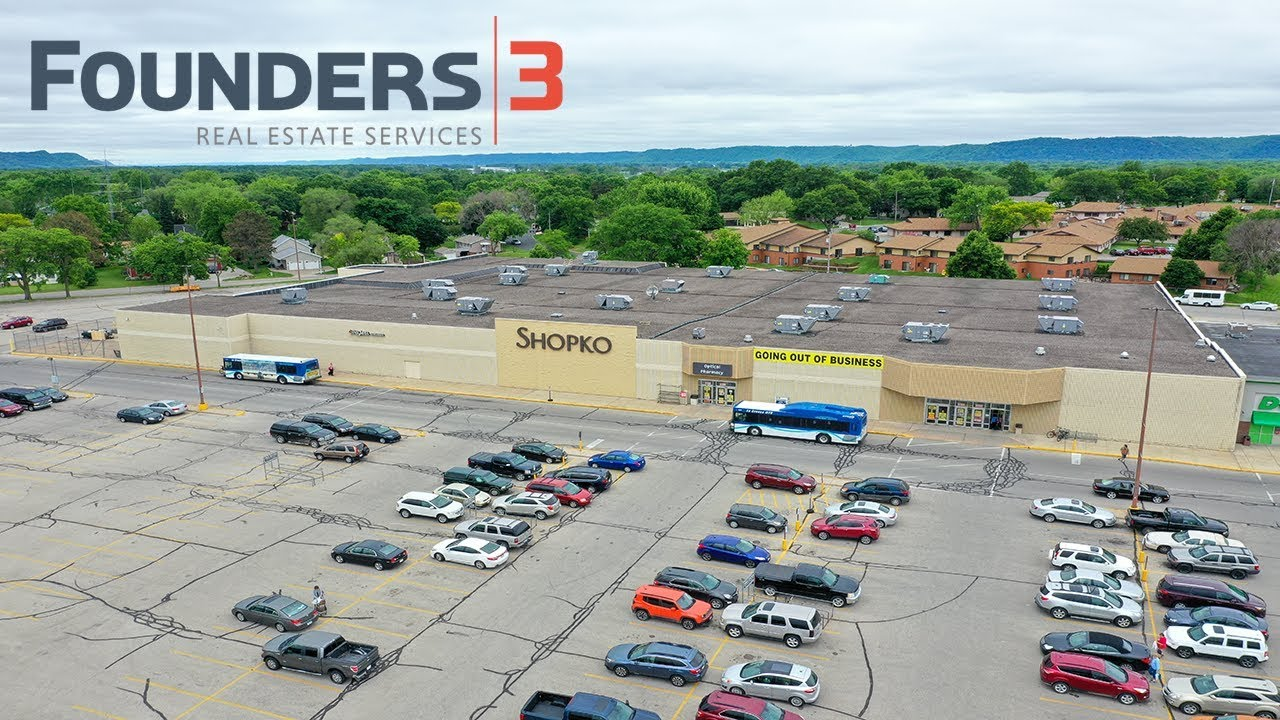 Car Dealerships In La Crosse Wi >> Former Shopko 4344 Mormon Coulee Rd La Crosse Wi 54601