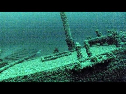 Second-Oldest Shipwreck Found in Great Lakes