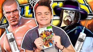 CRAZIEST WWE GAME EVER! | WWE All Stars - Path of Champions Legends - Ep. 1