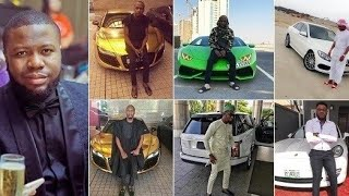 The expensive lifestyle Yahoo boys live