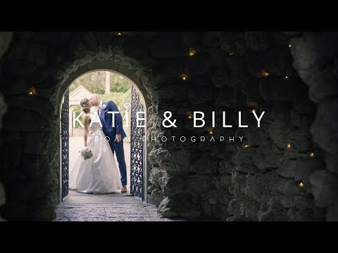 Italian Villa Wedding Video | Billy & Katie | 4K