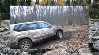 #244. УАЗ 4x4 против Toyota Land Cruiser Prado (часть 2)
