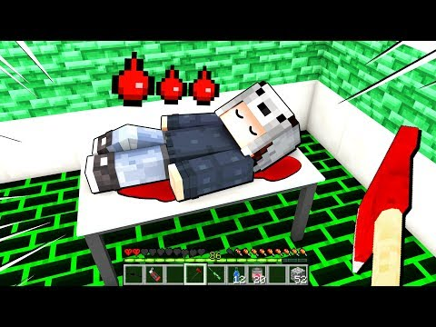 L'OPERAZIONE DI GIORGIO!! - Minecraft Epidemia 025