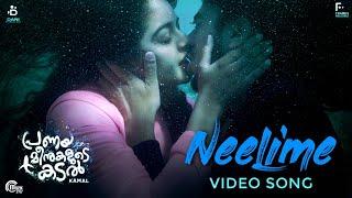 Neelime Song Video | Pranaya Meenukalude Kadal Song | Vinayakan | Kamal | Shaan Rahman | Official