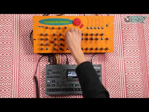 Elektron Octatrack MKII Drums With Waldorf Microwave XT Chords