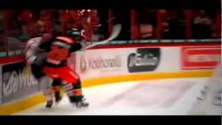 Hockey's Best - Goals | Hits | Saves - of the 2012-2013 Season Part 1 (HD)