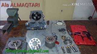 Pompe hydraulique à piston sylindré variable