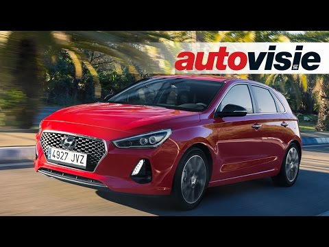 Review: Hyundai i30 (2017) - by Autovisie TV