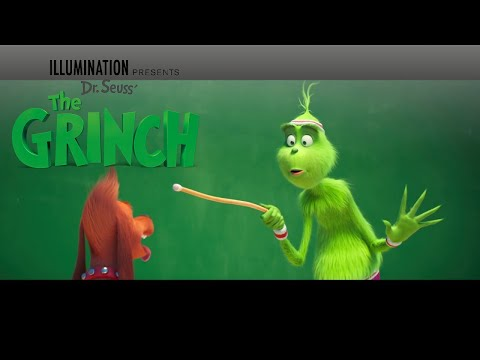 Illumination's The Grinch | Trailer | Now on 4K, Blu-ray, DVD & Digital