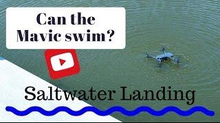 Is the DJI Mavic Pro waterproof?