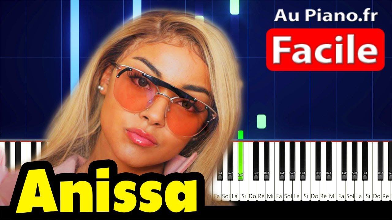 Download Wejdene Anissa - Piano Cover Tutorial Lyrics (AuPiano.fr)